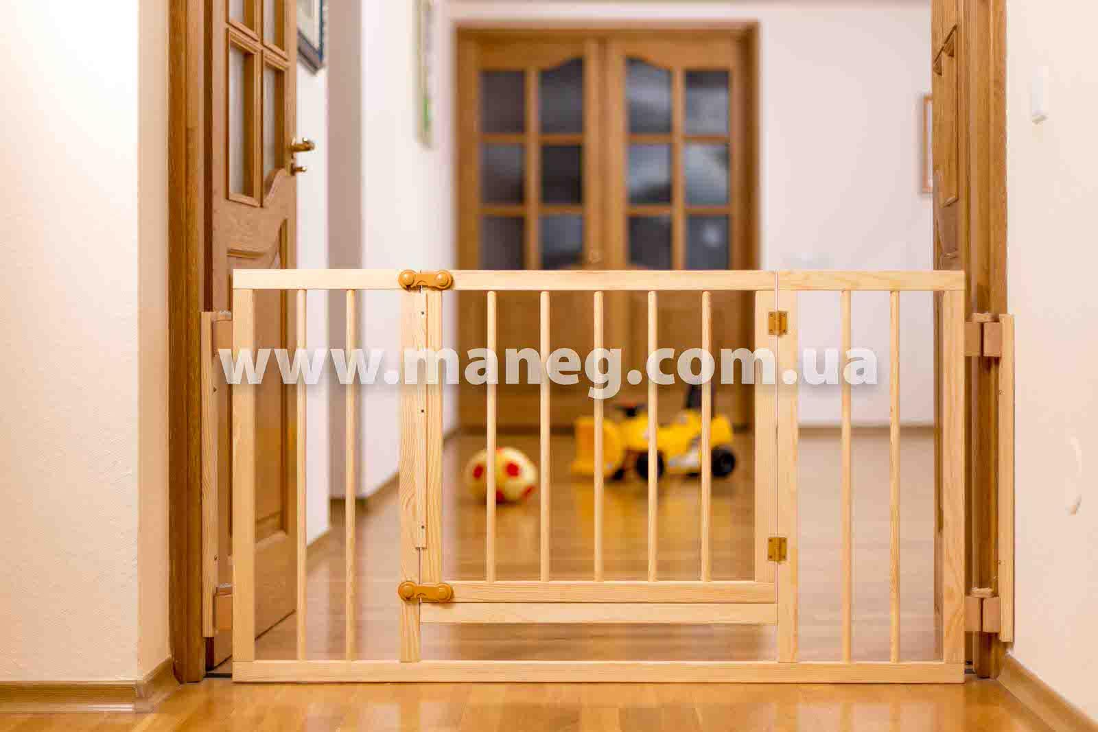 Как сделать ворота безопасности для ребенка Ворота безопасности как защита на лестницу от детей
