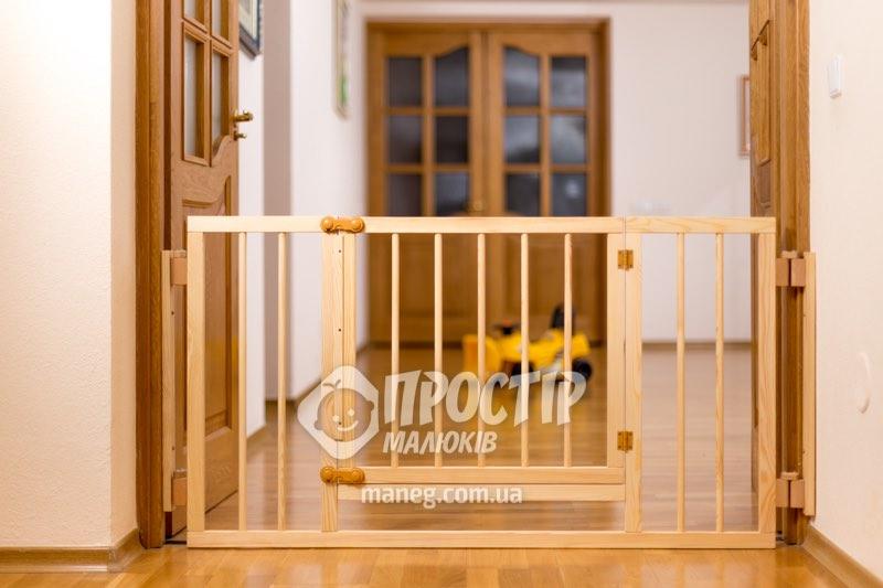 Ограждение для детей в дверной проем своими руками 47