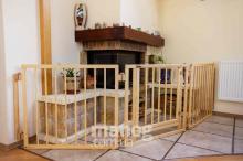 Калитка от детей для двери, лестницы, проема
