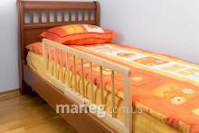 барьер на кровать для детей, на детскую кроватку, деревянный барьер для кровати