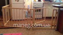 комнатное ограждение для детей запорожье